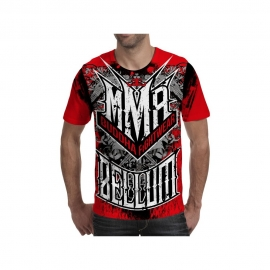 Camiseta MMA Resurrection