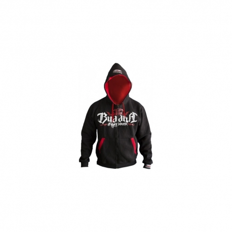 Sudadera Fighter Zipper