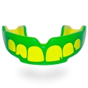 Bucal Safejawz Ogro Verde-Amarillo Kids