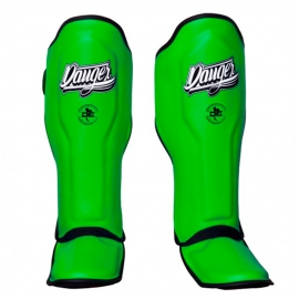 Shin Guards ''Super Max Neon'' Green