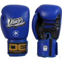 Boxing Gloves ''Super Max'' Danger Blue-Black