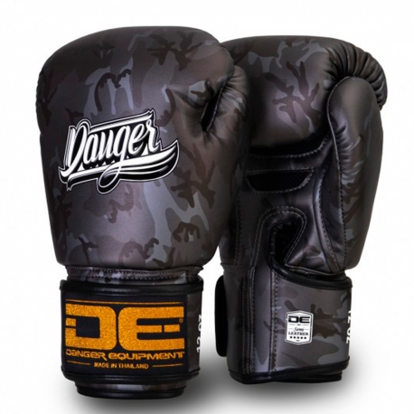 Guantes Danger Army Edition Gris