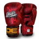 Guantes Danger Army Edition Rojo