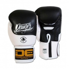 Boxing Glovez ''Evolution DT'' danger White-Black