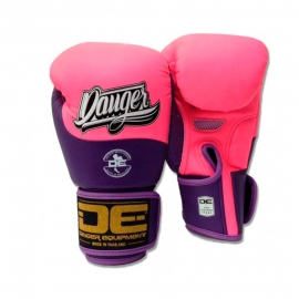 Boxing Gloves ''Evolution DT'' Pink-Purple