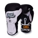 Guantes De Boxeo Danger Ultimate Fighter Negro-Blanco
