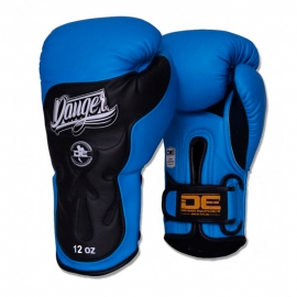 Guantes Danger Ultimate Fighter Azul-Negro