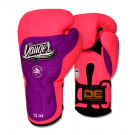 Boxing Gloves ''Ultimate Fighter'' Pink-Purple