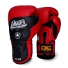 Guantes Danger Ultimate Fighter Rojo-Negro