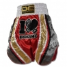 Short Danger Inter Boxing & K-1 Shorts DEIBK-016